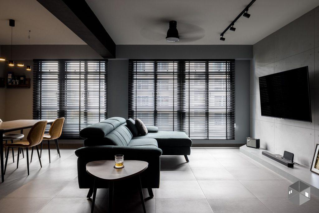 Elpis Interior Design Pte Ltd Project